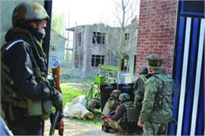 j k security forces piled two terrorists in shopian encounter