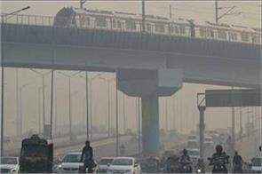 pollution will rise again in delhi ncr due to western disruption