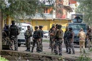 1 jawan martyr and 2 militant heap in kulgam encounter