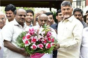 congress to come together to remove bjp devegowda