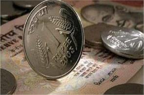 rupee up 17 paise against dollar