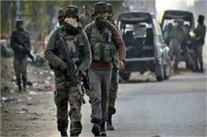 j k terrorist attack on army camp in kulgam