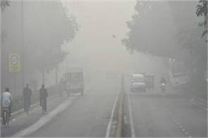 poisonous air life of 10 years less delhiites
