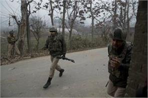 j k 2 terrorists piled in pulwama encounter