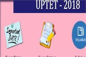 uptet learn the time schedule for the exam