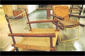 heritage furniture of chandigarh will be auctioned in december
