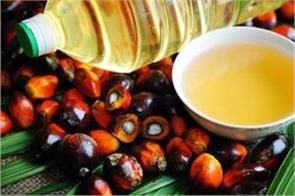 palm oil will not increase in import
