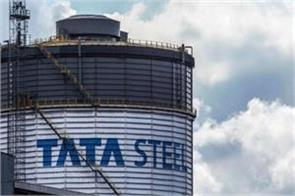 tata steel s net profit tripled to rs 3 116 crore