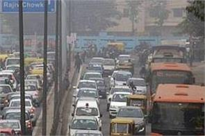 600 vehicles not allowed in delhi