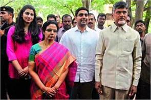 chandrababu naidu s family owns property worth 88 66 crores