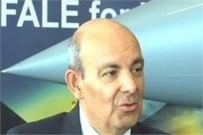 dassault ceo statement on rafale controversy