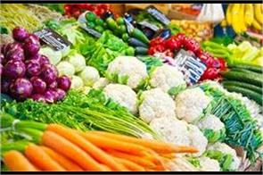 now the hurdle will take on the prices of vegetables