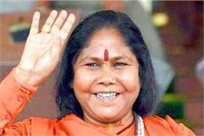 claim of sadhvi niranjan jyoti ram temple will start