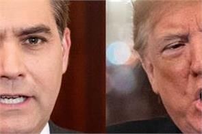 cnn sues trump and top white house aides for barring jim acosta