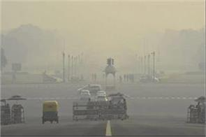 delhi s air again got poor