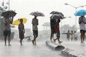 monsoon of year 2018
