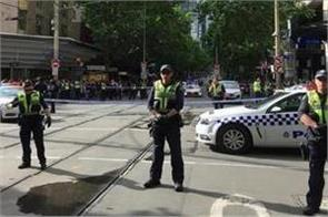 melbourne terror attack isis claims responsibility
