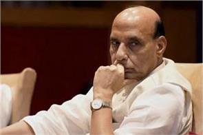 arvind kejriwal fires rajnath over attacks on himself