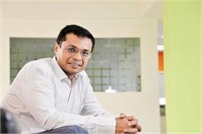 flipkart co founder sachin bansal ready to return