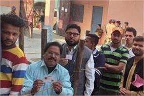 kashipur municipal corporation ward no 31 starts reelection today
