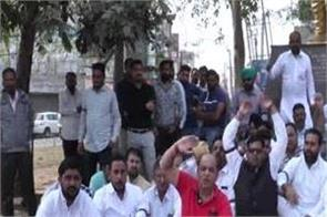 dushyant s supporters party workers