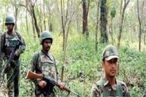 8 naxals have been died in sukma encounter