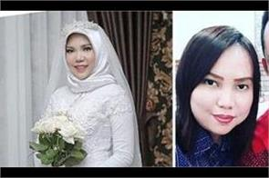 he died in lion air crash she went to their wedding alone