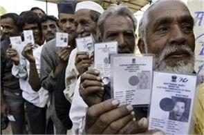 muslim voters percentage of five states