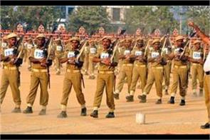 police recruitment on 3137 posts