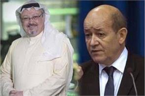 khashoggi killing france imposes travel ban on 18 saudi citizens