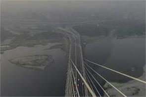 signature bridge of delhi to be ready