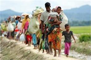 rohingyas reach ladakh intelligence agencies report to home ministry