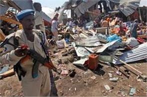 at least 23 killed in separate bombings in somalia