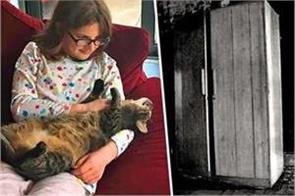 schoolgirl hanged in her uniform after sleepwalking into closet