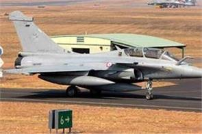 first rafale for india being flight tested in france