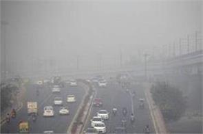 delhi air quality weather