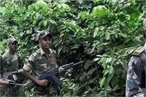 2 crpf jawans injured in encounter with maoists in bijapur