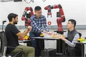 indian scientists teaching robots faster task