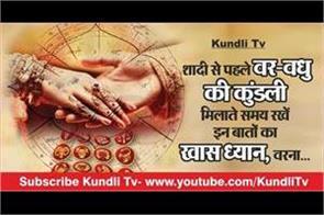 kundli milan in hindi