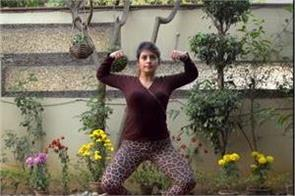 yoga to keep body internally warm in winters for any age group