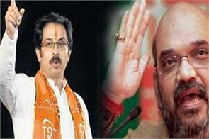 bjp and shiv sena face to face to redeem temple issue