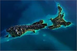 islands coming closer after strong earthquake in newzealand