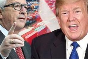 trump says brexit deal may benefit eu more block british us trade