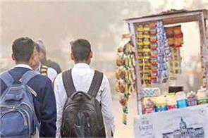 ban on tobacco intake in school