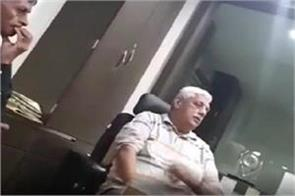 bjp candidate ajay vishnoi gets viral video