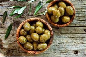 eat benefits of olive fruit