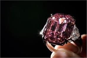 pink diamond could smash record at geneva auction