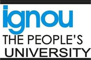 ignou launches application for 2019 session