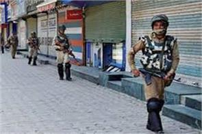 jaish militant killed in tral
