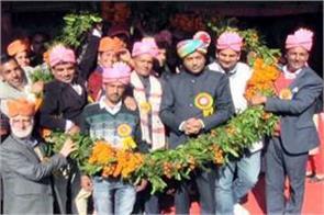 cm jairam said congress used to put money in the pocket of development